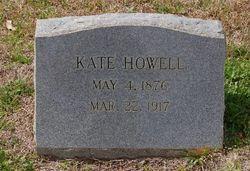Katherine Katie <i>Harville</i> Howell