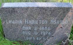 Lavinia Hamilton Ashton
