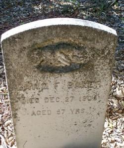David F. Baker