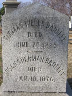 Thomas Welles Bartley