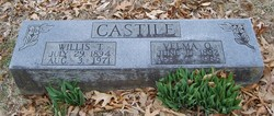 Willis T Castile