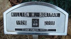William H. Boatman