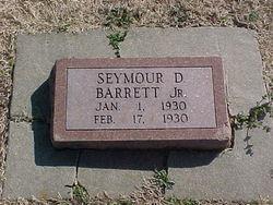 Seymour Defane Barrett, Jr