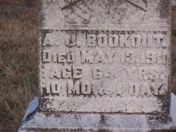 A. J. Bookout
