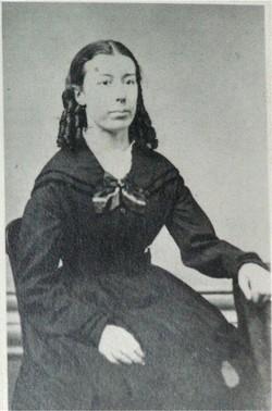 Mary Caroline Carrie <i>Penn</i> Allen