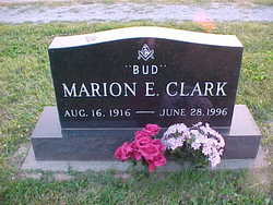 Marion Edward Bud Clark