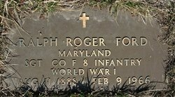 Ralph Roger Ford