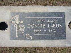 Donald Donnie LaRue