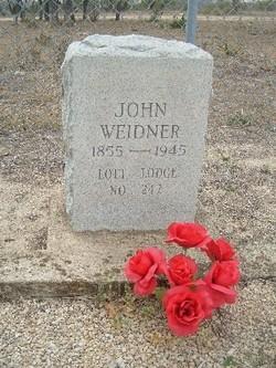 John Gustav Weidner