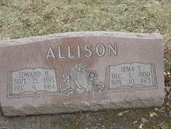 Irma Theresa <i>Angel</i> Allison