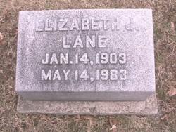 Elizabeth J. Lane