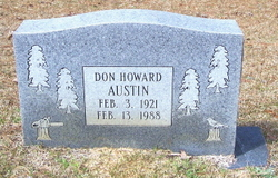 Donald Howard Austin