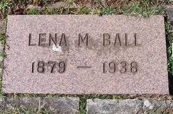 Lena Mary <i>Dorman</i> Ball