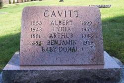 Arthur William Cavitt