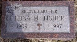 Edna Mae <i>Shourd</i> Fisher