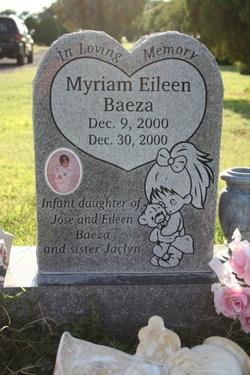 Myriam Eileen Baeza