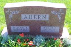 Leona F. <i>Pederson</i> Ahern