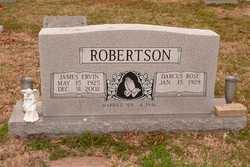James Ervin Jay Bird Robertson, Jr