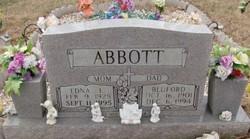 Bluford Carter Abbott