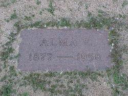 Alma <i>Erickson</i> Idly