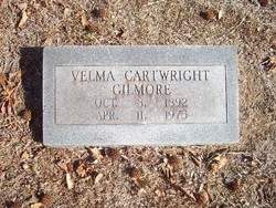 Velma <i>Cartwright</i> Gilmore