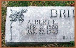 Albert E Britton