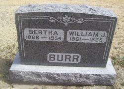 Bertha Burr