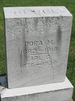Dora M. <i>Mount</i> Hedge