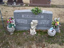 Arretta M. Reta <i>Hendricks</i> Deatherage