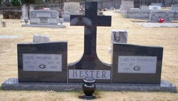 Cecil Woodfin Hester, Jr