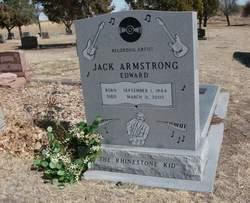Jack Edward? Armstrong