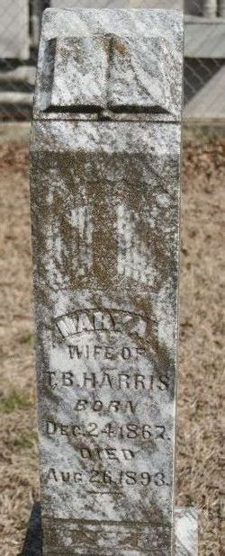 Mary A Harris