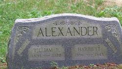 Harriet <i>Parker</i> Alexander
