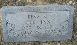 Reva Katherene <i>Hogans</i> Collins