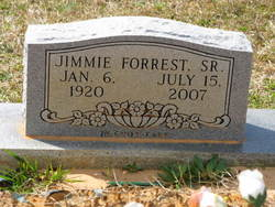 Jimmie Forrest, Sr