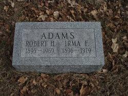 Irma F. Adams