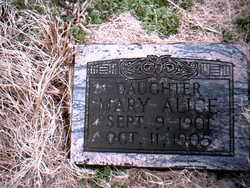 Mary Alice Anderson