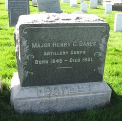Maj Henry Clay Danes
