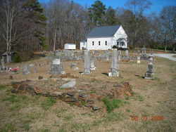 Wilson Chapel Church Cemetery