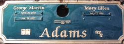 George M. Adams