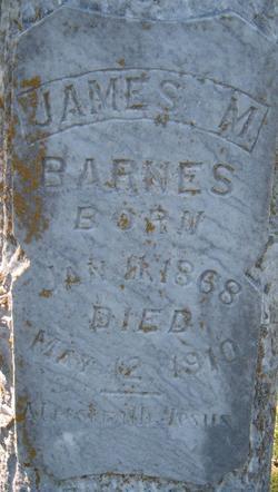 James M. Barnes
