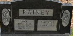 John Wilbur Jack Rainey, Jr