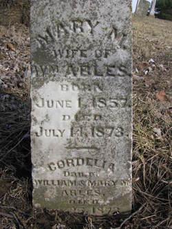 Cordelia Ables