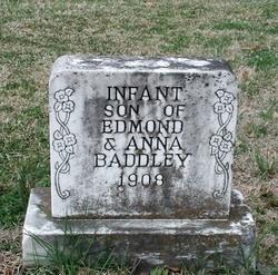 Infant Son Baddley