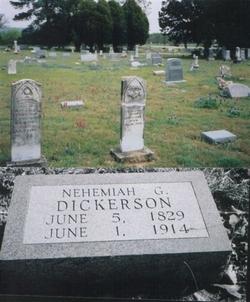Sgt Nehemiah Garrison Dickerson