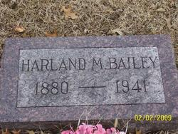 Harland Melvin Bailey