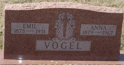Anna Mary Annie <i>Kleiss</i> Vogel