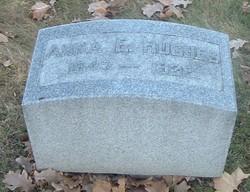 Anna E Hughes