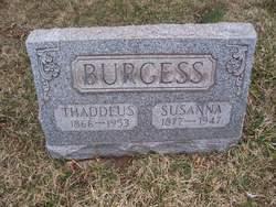 Susanna Burgess