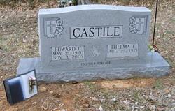 Thelma E <i>Luton</i> Castile